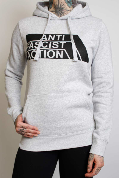 True Rebel Ladies Hoodie AFA 2.0 Grey