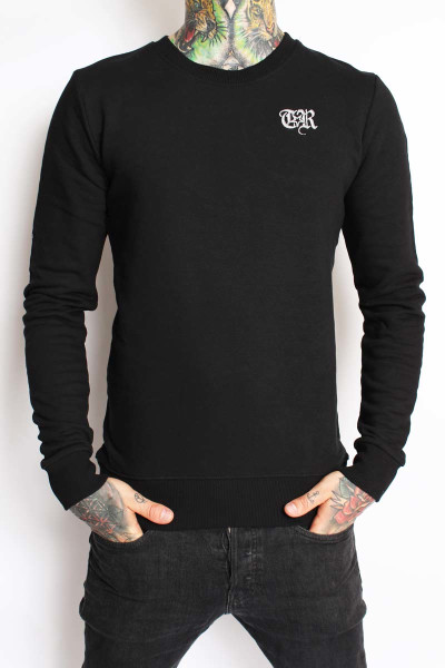 True Rebel Sweater TR Classic Black