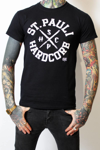True Rebel T-Shirt SPHC Black