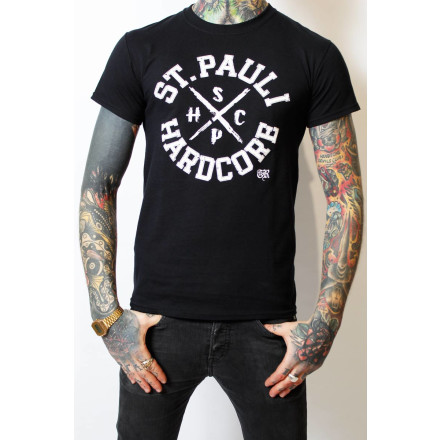 True Rebel T-Shirt SPHC Black